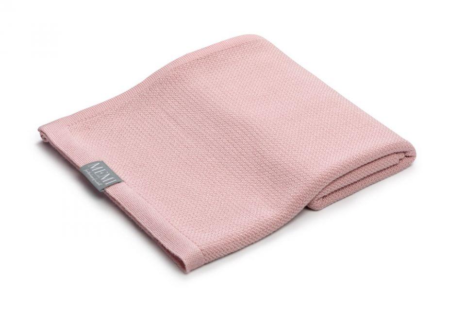 bambusowy-otulacz-lekki-kocyk-z-jonami-srebra-100×100-powder-pink-pudrowy-roz-memi
