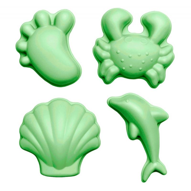 silikonowe-foremki-do-piasku-4-szt-scrunch-pastelowy-zielony
