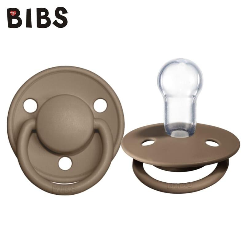 bibs-de-lux-dark-oak-one-size-smoczek-uspokajajacy-silikonowy