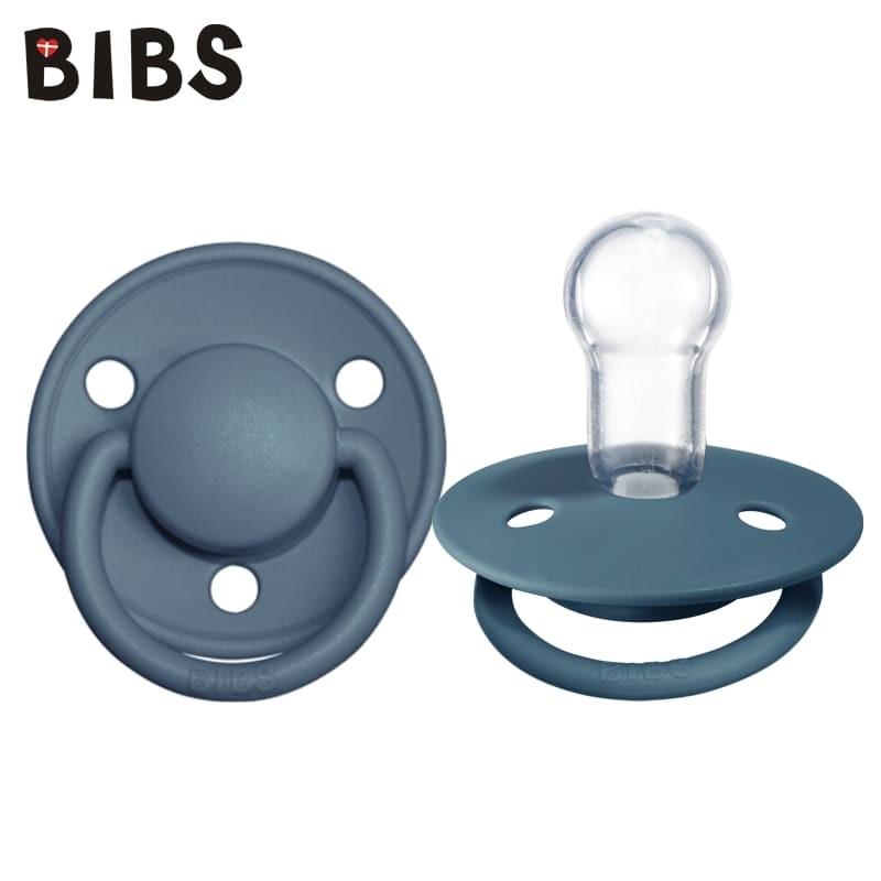bibs-de-lux-petrol-one-size-smoczek-uspokajajacy-silikonowy