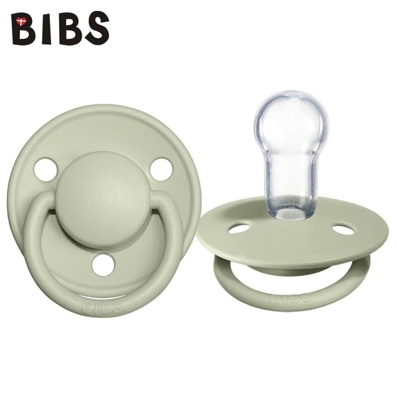 bibs-de-lux-sage-one-size-smoczek-uspokajajacy-silikonowy