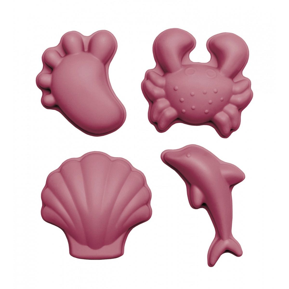silikonowe-foremki-do-piasku-4-szt-scrunch-wisniowy
