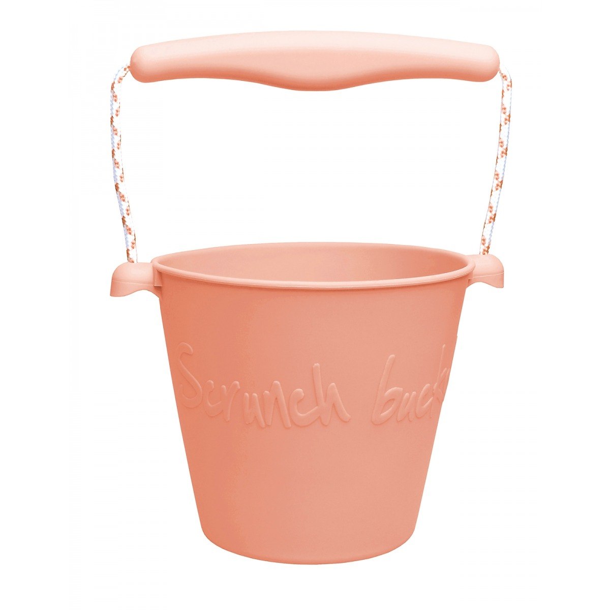 skladane-wiaderko-do-wody-i-piasku-scrunch-bucket-koralowy