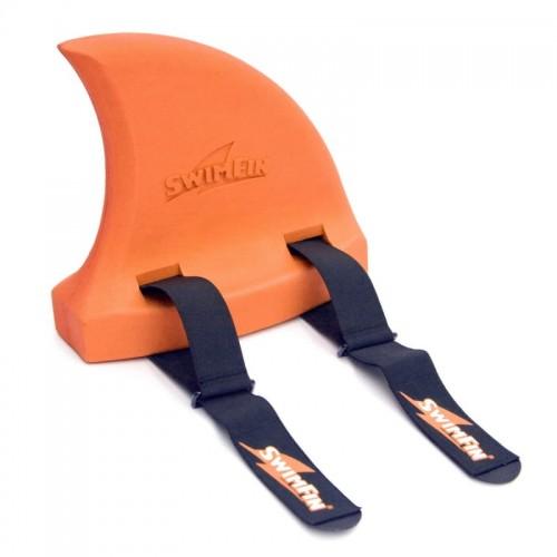SwimFin—Pletwa-rekina-do-nauki-plywania—Pomaranczowy